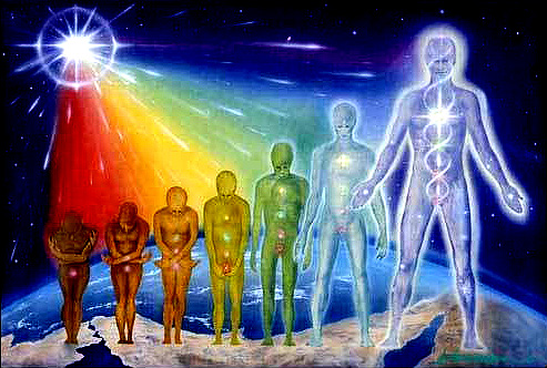Resultado de imagem para evolution spirituality