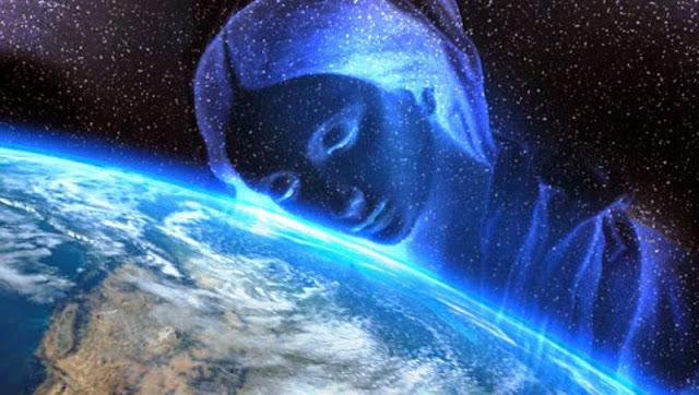 A Luz Se Faz Presente Sobre Toda A Humanidade
