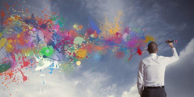 A Imaginação Como Pensamentos Da Quinta Dimensão