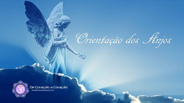 Conforto e Apoio Com Os Anjos