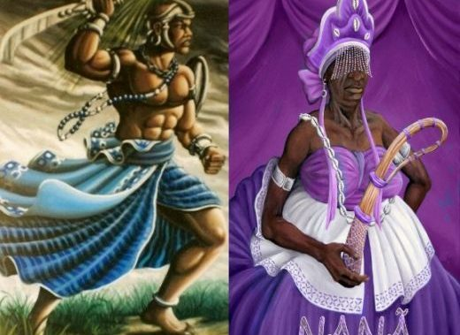 Ogum E Nanã – Orixás Regentes De 2019
