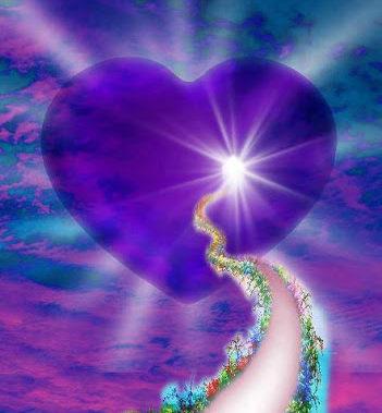 Alimentando Seu Coração De Amor e De Luz