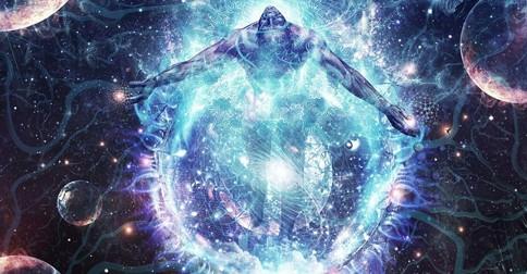 A Fusão Daquilo Que Os Seres Humanos Estão Criando Para A 5° Dimensão