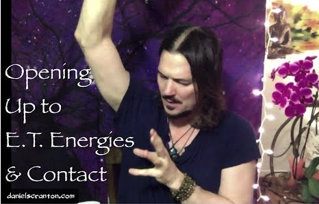 Abrindo-se As Energias E Ao Contato Extraterrestre